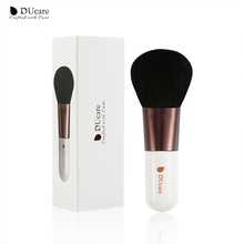 DUcare Powder Brush Soft Goat Hair make up brush High Quality Kabuki Brush Makeup Brushes  Cosmetics Tools  brochas maquillaje high quality multi functional powder blush brush goat hair makeup brushes super soft make up brush cosmetic tool