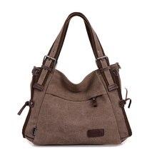 Sacs à main en toile pour femmes, sacs à bandoulière à poignée supérieure, fourre tout pour shopping/voyage, sac féminin