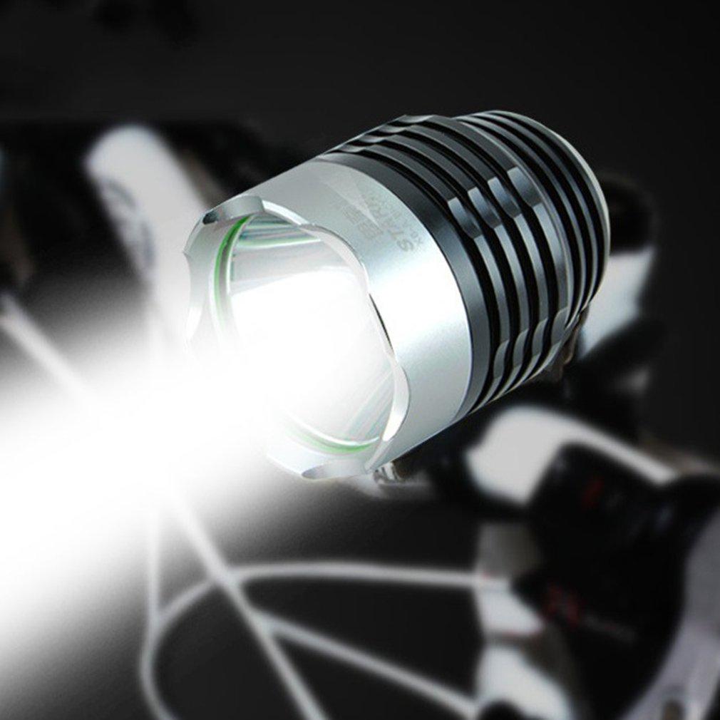 High Power Bicycle Bike Lights Front Handlebar Cycling Night Warning Safety Headlight Flashlight Bike Accessories