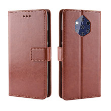 Coque 9Purview 8.1 Simple Fashion Flip Wallet Case Leather For Nokia 2.1 3.2 5.1 6.1 7 7.1 Plus 3310 3G 4G 2017 Card Cover