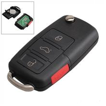 315Mhz 3 Buttons Replacement Remote Car Key Fob Transmitter Clicker Alarm with Key HLO1J0959753DC / AM for Volkswagen 2003-2010 315mhz 4 buttons replacement remote car key fob transmitter clicker alarm with key kr55wk48903 kr55wk49622 for nissan 2007 2016