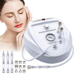 Máquina profesional de microdermoabrasión de diamante dermoabrasión uso en el hogar salón de belleza Facial equipo de exfoliación Facial de arrugas