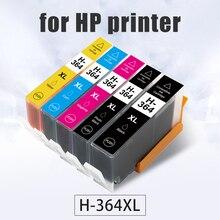 Topcolor 364XL Compatible for HP 364 Ink Cartridge HP Photosmart Printer 5510 5515 6510 B010a B109a B209a 3070A 3520 3522 4620 цена 2017