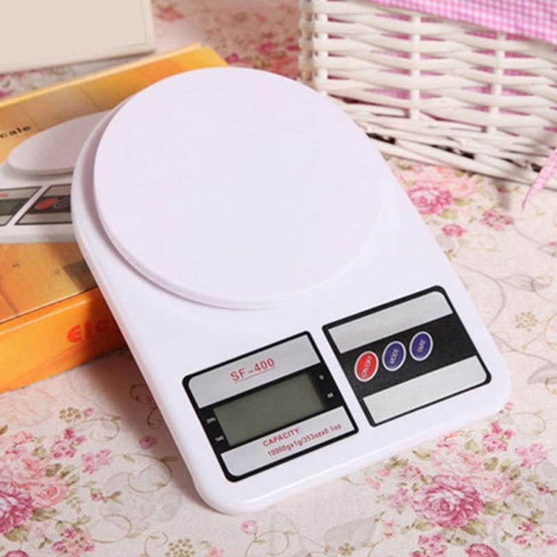 1/5/10 кг SF400 высокоточные кухонные электронные весы кухонные весы бытовые пищевые электронные весы для выпечки лекарственные весы-0