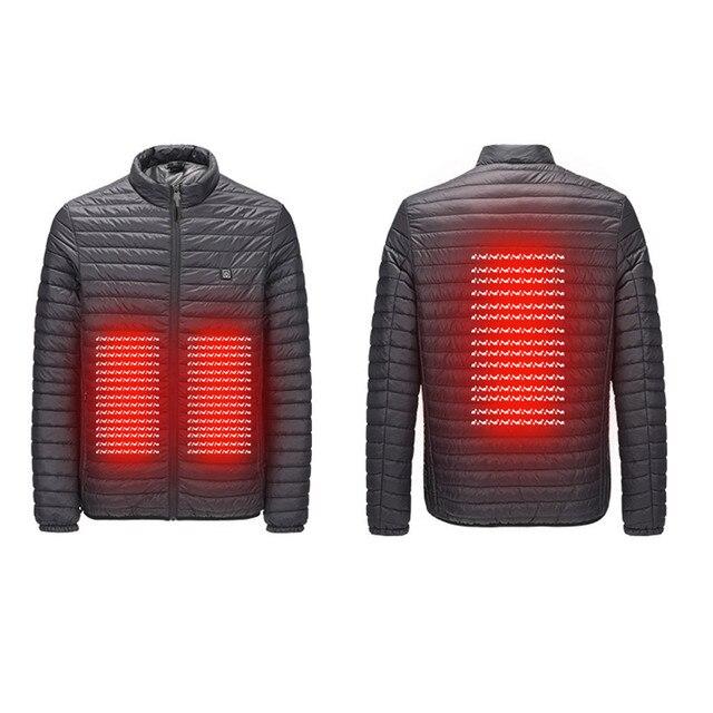 Heated Biker Jacket 1