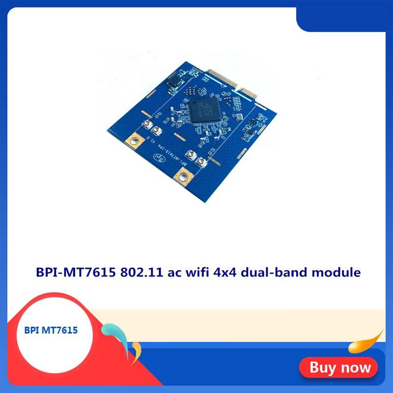 Banana Pi BPI MT7615 802.11 Ac Wifi 4x4 Dual-band Module