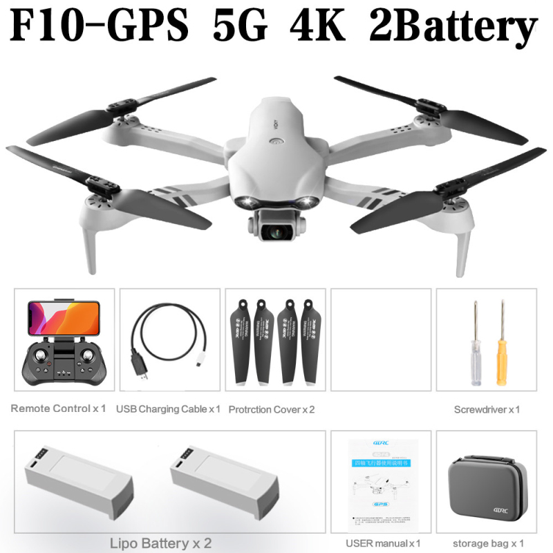 Hee13e4df3dc946a9a65facbe9c82469dm - Flying Toy 6K F10 Dual Camera With GPS 5G WIFI Wide Angle FPV Real-time Transmission Rc Distance 2km Professional Drone