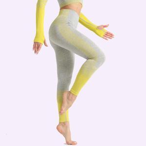Image 5 - LAISIYI Leggings Fitness pour femmes, impression numérique, pantalon pour femmes, taille haute, Push Up, jambières dexercices