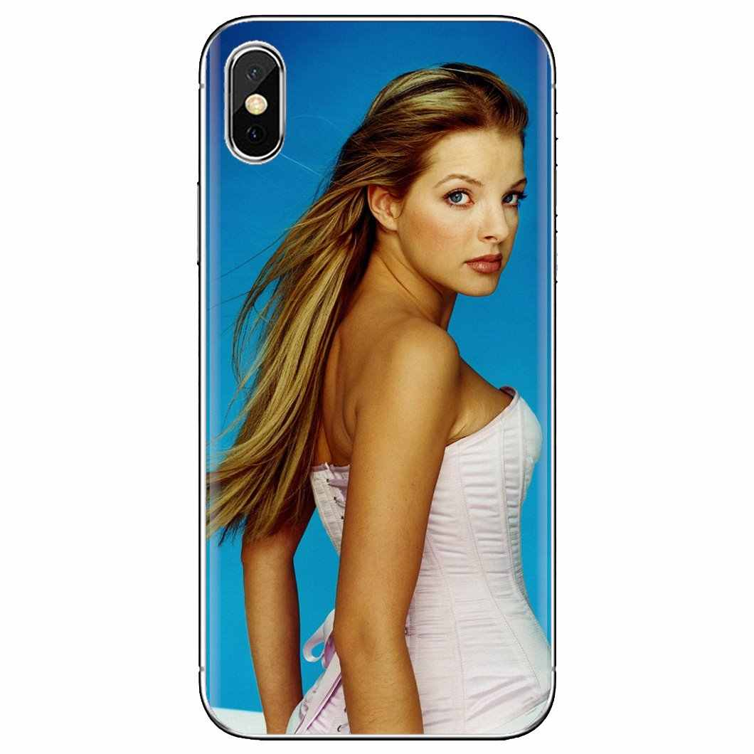 Silicone Case Yvonne Catterfeld German singer For Huawei Nova 2 3 2i 3i Y6 Y7 Y9 Prime Pro GR3 GR5 2017 2018 2019 Y5II Y6II