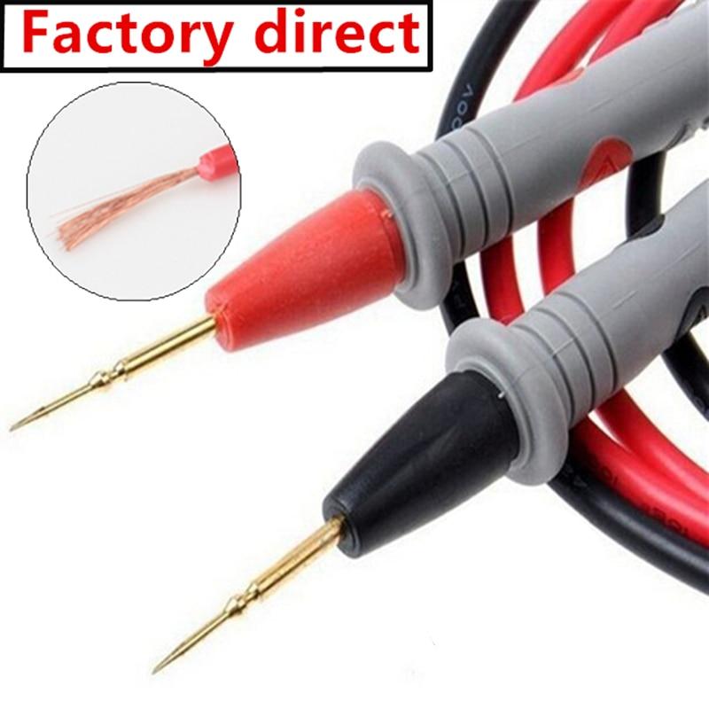 SZBFT 1000V 20A Needle Point Multi Meter Test Probe / Lead For Digital Multimeter For Tester Such Fluke