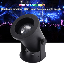 LED Stage Spotlight Voice-Activated Crystal Magic Ball Lamp Laser Projector DJ Disco Lamp Professional Lighting Stage Lamp cheap YI XING LONG Stage Lighting Effect Mini LED stage spotlight-LQM103 85-265V Home Entertainment -5-45 ℃ 270 °