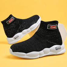 Kids Shoes Sneakers Socks Girls Trainers Enfant Boys Breathable Casual Fashion Non-Slip