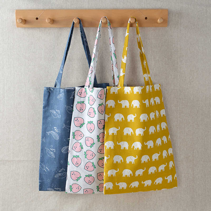Shoulder Bag Printed Tote Handbag Purse Large Big Beach Reusable Eco Grocery