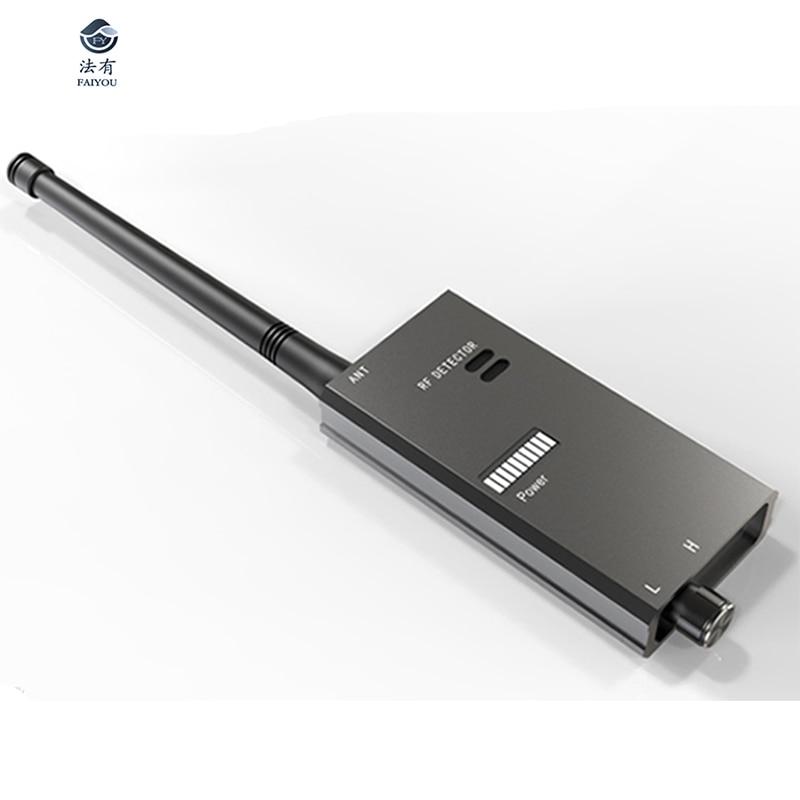 CC310 Wireless Signal GSM WIFI Detector Microwave RF Sensor Anti-spy Bug GPS Security Detecting An-ti Candid Camera Alarm Sense