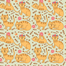 ZhuoAng Cat eating fish Clear Stamps/Card Making Holiday decorations For  scrapbooking Transparent stamps 13*13cm