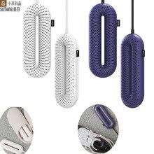 Youpin sothing esterilizador elétrico portátil, sapatos de esterilização, secador uv, temperatura constante, desodorização