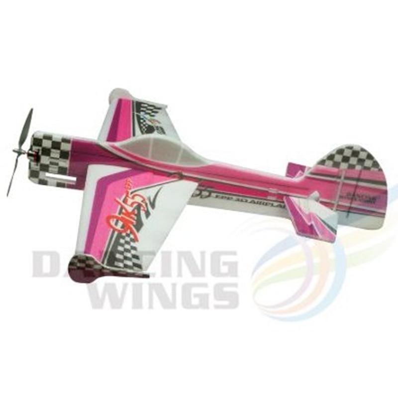 Avion d'entraînement télécommandé EPP mousse YAK55 800mm modèle de voltige 3D 1