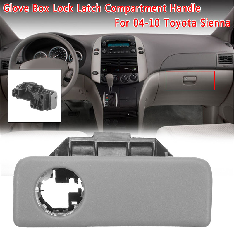Glove Compartment Box Handle Car Replacement Parts Auto Vehicle Repair Accessories Car Styling