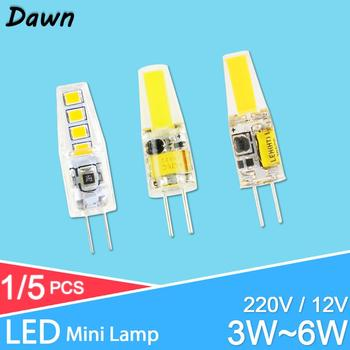 GreenEye  LED G9 G4 Lamp bulb AC/DC 12V 220V 3W 6W 10W COB SMD LED G4 G9 Dimmable Lamp replace Halogen Spotlight Chandelier gx53 led spotlight lamp bulb 10w downlight ultra bright lights 110v 220v ce rohs replace 60w halogen lamp for home freeshipping
