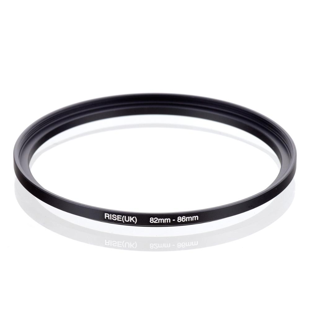 RISE(UK) 82mm-86mm 82-86mm 82 To 86 Step Up Filter Ring Adapter