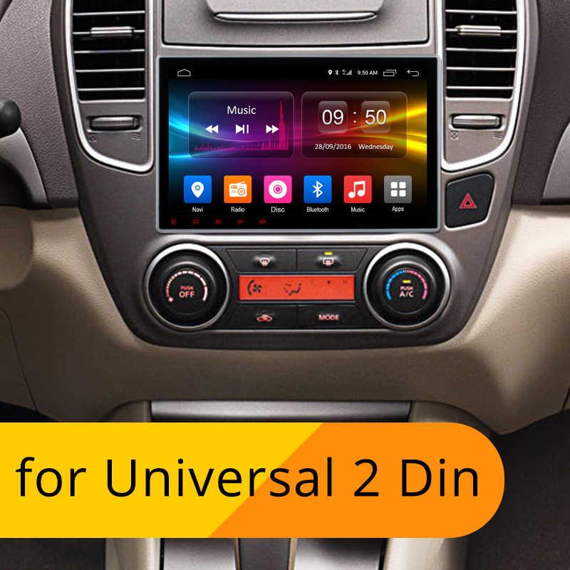 "Ownice K2 10.1 ""Universal 2 din Auto dvd-radio-Player Navigation GPS Android 6,0 Octa Core 4G LTE 2GB + 32GB DAB + TPMS Carplay"