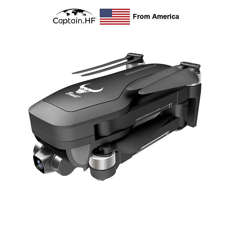 US Captain SG906PRO Quadcopter, Self Stabilizing, Camera 4K Professional With Two Axis Pan Tilt, Brushless RC Drone, 5G WiFi FPV