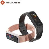 Per Huawei Band 6 Pro cinturino da polso bracciale per Honor Band 6/5i Smart Wristband Bracelet per Huawei Band 4 Correa Watch Pulseira