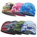 Горячая новинка 2021, летняя мужская шапка для велоспорта с принтом, головной платок для рыбалки и бега, головной платок для велоспорта, повяз...