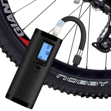 Air-Pump Rechargeable Ball Air-Inflator Car-Bike-Tires Electric Mini for And Intelligent