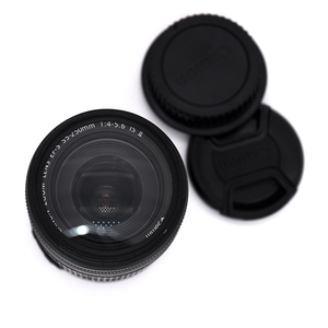 Image 3 - משמש Canon EF S 55 250mm f/4 5.6 הוא II טלה זום עדשה עבור Canon EOS DSLR מצלמות