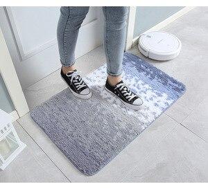 Image 3 - Bath Mat for Bathroom, Anti Slip Bathroom Rug In The Toilet,Absorbent Soft Carpet for Bedroom Sofa alfombra bano