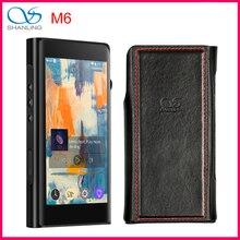 Shanling M6 Hi Res Dual AK4495SEQ Met Open Android Os Draagbare Speler DSD256 Hifi Bluetooth 3.5/2.5/4.4Mm Gebalanceerde Uitgang