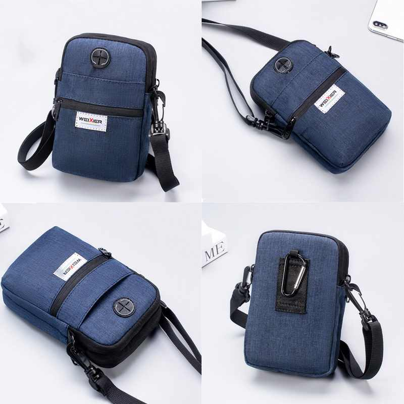 Multi-Funktion Mann Schulter Tasche Männlichen Handy Messenger Taschen Hohe Qualität Outdoor Militärische Taktische Reise Sport Handtasche