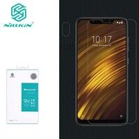 Per Xiaomi PocoPhone F1 pellicola per vetri NILLKIN Amazing H Glass 9H pellicola proteggi schermo in vetro temperato per Xiaomi Poco F1 Film