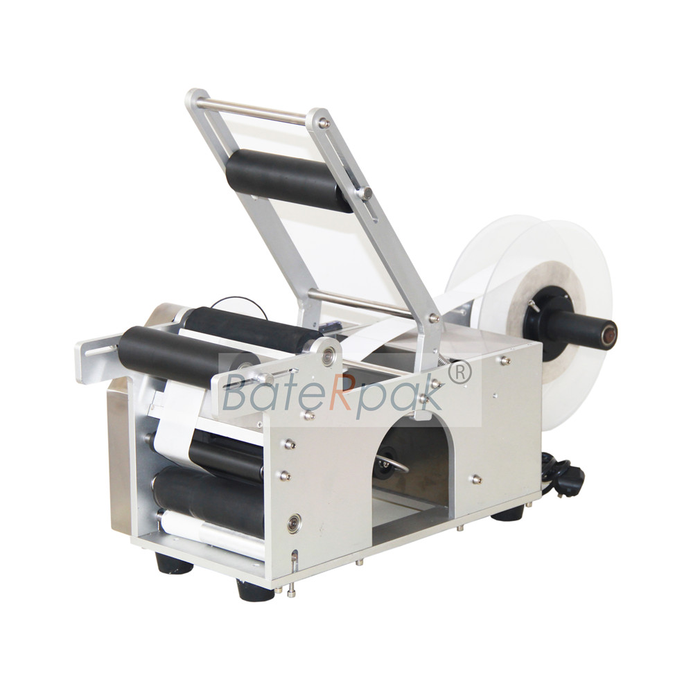 BateRpak LT-50 Semi Automatic Labeling Machine,drugs Bottle Labeling Machine,medicine Bottle Labeling Machine