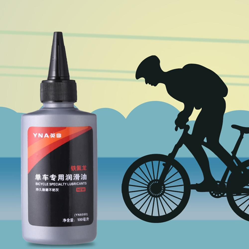 Bicycle Chain Oil 100ml Wheel Dry Lubricant Repair Lubricating Grease MTB Bike