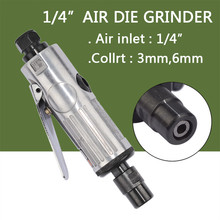 1/4 inch Pneumatic Die Grinder Air Die Grinder Grinding Mill Engraving Tool Polishing Machine For Pneumatic Polishing Tools