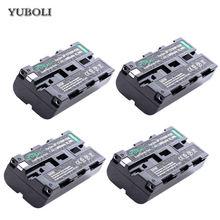 NP-F330 NP-F550 NP-F570/F550 F570 F550 Bateria & Carregador NP para Sony NP-F570 NP-F750 NP-F960 F970 F770