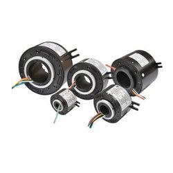 Original SRH1254 Series Through-bore Slip Ring 6 12 18 24 Circuits