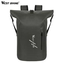 WEST BIKING Large Capacity Backpack 25L Travel Bag Outdoors Hiking Camping Cycling Rucksack Waterproof Shoulder Storage Bags