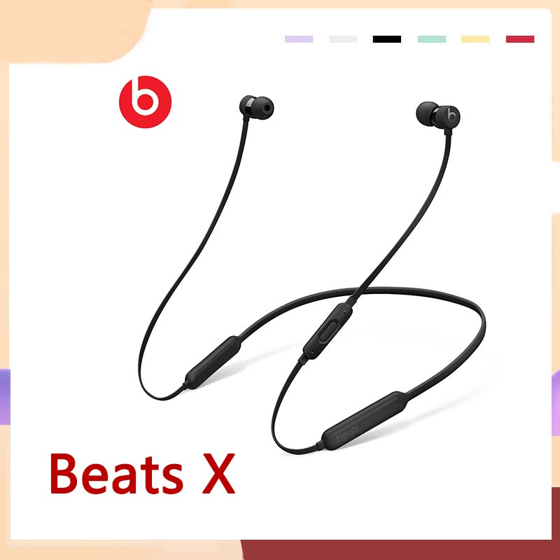 As batidas x bluetooth esportes fones de ouvido magnético esporte correndo fones de ouvido com microfone