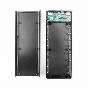 Быстрая зарядка версия двойной USB Micro USB Type C внешний аккумулятор корпус 5 В DIY 8*18650 чехол Аккумулятор для хранения без батареи