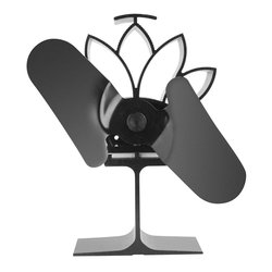 Wentylator piecowy do kominka palnik na drewno zasilany Eco wentylator wentylator kominkowy termiczny wentylator o dużej mocy wentylator zasilany ciepłem