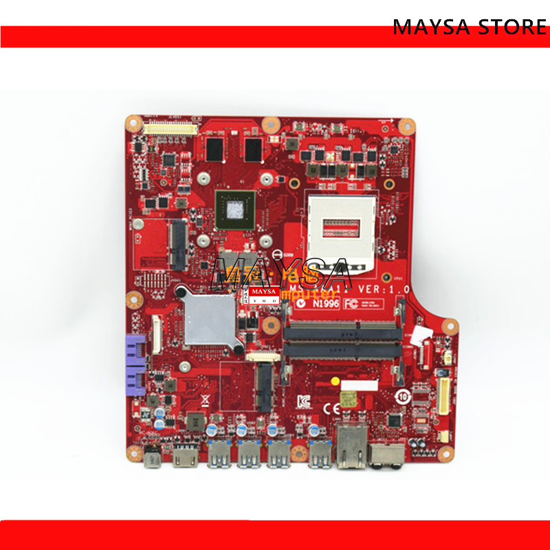 All-in-one MS-AAA11 Main Board Fit For Haier Fun B636 B638 Motherboard HM86 Q8S-B237