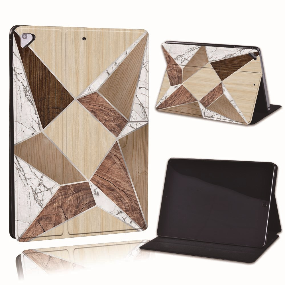 24.beige Misty Gray For Apple iPad 8 10 2 2020 8th 8 Generation A2428 A2429 PU Leather Tablet Stand