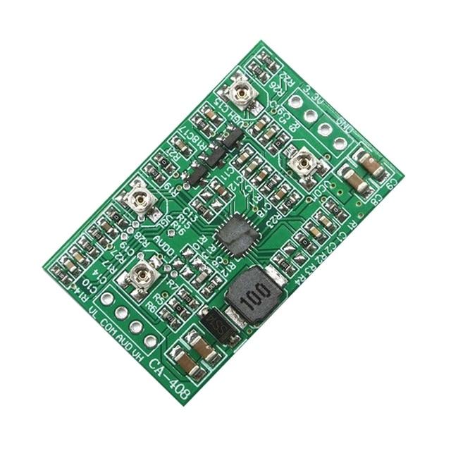 كامل دفعة لوحة تركيبية LCD TCON مجلس VGL VGH VCOM AVDD 4 قابل للتعديل Gold 92E