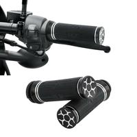Motorcycle 1 CNC Handle bar Electronic Hand Grips For Harley Touring Sportster Dyna Softail Fat Boy FLSTF Road King 2008 2020