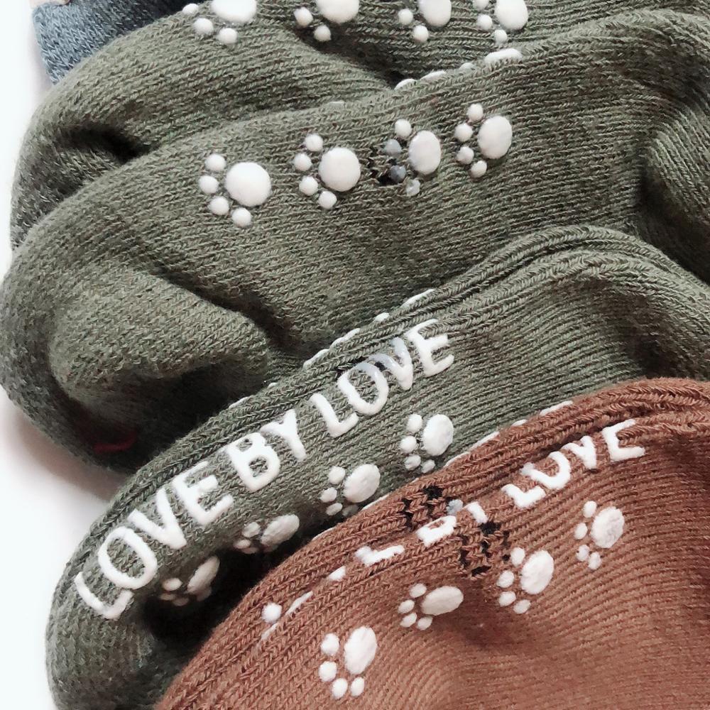Children Socks Winter New Free Shipping 80% cotton non slip character kids Thickening sock 0-7year girl boy 6pair wholesales 6