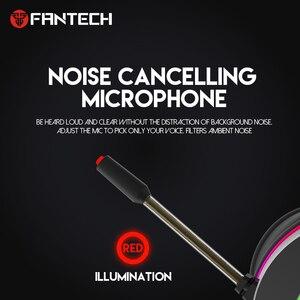 Image 4 - Słuchawki FANTECH HG23 słuchawki z mikrofonem wtyczka USB gamingowy zestaw słuchawkowy i Ac3001 stojak na słuchawki dla najlepszego odtwarzacza gier PUBG LOL FPS