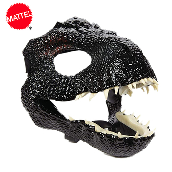 Original Jurassic World Dinosaur Mask Action Figure Anime Dinossauro Jurassic Park Anime Figure Dinosaur Hot Toys for Children lepin original jurassic world building blocks sets jurrassic park 4 dinosaur model compatible bricks toys for children